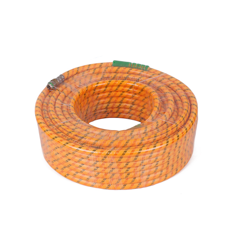 Taizhou Best High Pressure PVC Braided Hose Manufacturer