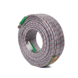 PVC Soft Agricultural Braided Hose Supplier